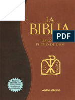 Folleto La Biblia