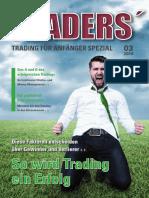 Traders Magazin Trading Für Anfänger Spezial 2016
