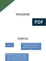 Referat Migraine