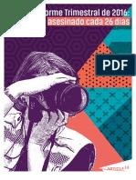 2do Informe Trimestral 2016 A19