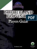 D&D5e - FGG - Borderland Provinces Players Guide
