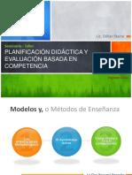 Planificacion Didactica Competencias