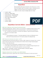 Rajasthan Current Affairs 2016(Jan - Apr) by AffairsCloud.pdf
