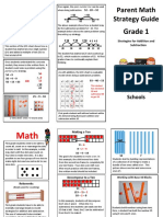 Grade 1 Parent Guide Math