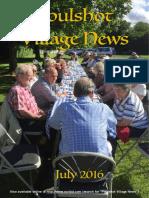 Poulshot Village News - July 2016