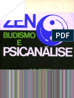 [Psicologia] DT Suzuki E Fromm - Zen, Budismo e Psicanálise