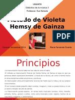 Violeta Hemsy de Gainza
