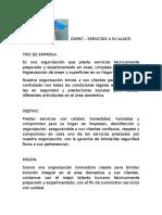 Proyecto de Limpieza y Aseo Isrrael Rodriguez