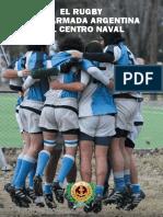 Folleto Rugby