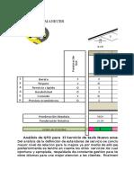 QFD Proyecto Juangunsha