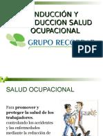 Presentacion de Induccion Grupo Recordar