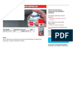 Ficha Tecnica Pintura Anticorrosiva Zinc