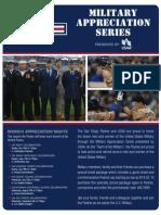 Military Appreciation Flyer USAA