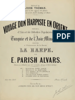 Parish Alvars - Air Hebreu de Philopopolis
