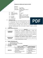 PROGRAMACIÓN DE ARTE 2°.docx