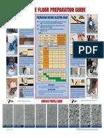 Floorex Concrete Floor Preparation Guide
