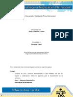 Evidencia 7 Caso Práctico Distribución Física Internacional