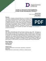 INVE_MEM_2015_226139 Introducción Al Proyecto Procedimental