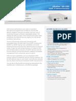 AltaSecKG250Product SheetProduct Sheet