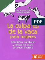 La Culpa Es de La Vaca Para Muj - Jaime Lopera Gutierrez