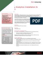 Course Descrip_SA 10 6_eLearn_Installation and Configuration