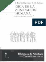 teoría de la comunicación humana cap. 3[1].pdf
