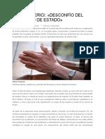 Silvia Federici- Desconfío Del Feminismo de Estado