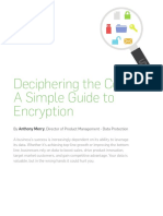 Deciphering the Code a Simple Guide to Encryption Wpna