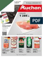 Auchan Akcios Ujsag 20160804 0810