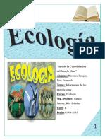 Final de Monografia de Ecologia