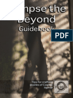 Glimpse the Beyond - Guidebook