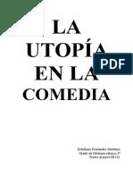 La Utopia en La Comedia