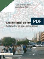 Analise social do território