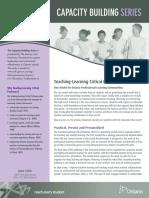 teaching learning