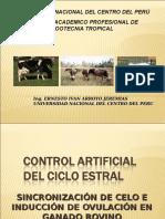 2 Control Artificial Del Ciclo Estral