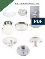 Soluciones Para La Iluminación Del Garage