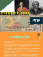 Empirismo Pawer Final Electivo Problemas Del Conocimiento1