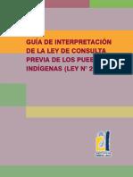 CONSULTA PREVIA - GUIA DE INTERPRETACION - Juan Carlos Ruiz Molleda.pdf