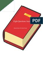 Allamah Hunzai - Eight Questions.pdf