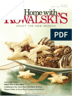 At home with Kowalski's