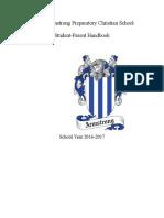 herbert armstrong preparatory christian school handbook