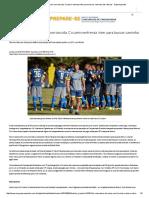 No Reencontro de Mano Com Torcida, Cruzeiro Enfrenta Inter Para Buscar Caminho Das Vitórias - Superesportes