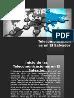 Telecomunicaciones en El Salvador