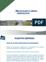 Andex - Soluciones Con Geosinteticos - Geoweb Aplicado a Obras Hidraulicas
