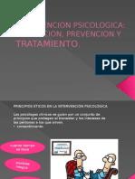 Exposicion Psicologia Clinica