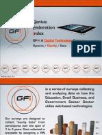 Genius Federation Index