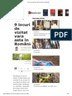 9 Locuri de Vizitat Vara Asta În România _ Young Nation
