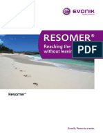 RESOMER Product Brochure En