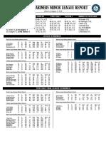 08.04.16 Mariners Minor League Report
