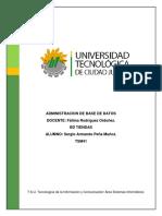 Documentación Base de Datos